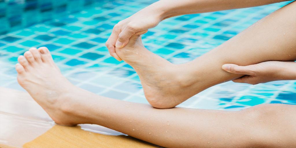 Antiséptico para heridas en playas y piscinas